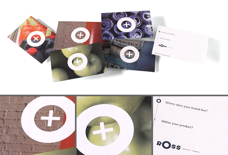 Ross Creative+Strategy Collateral
