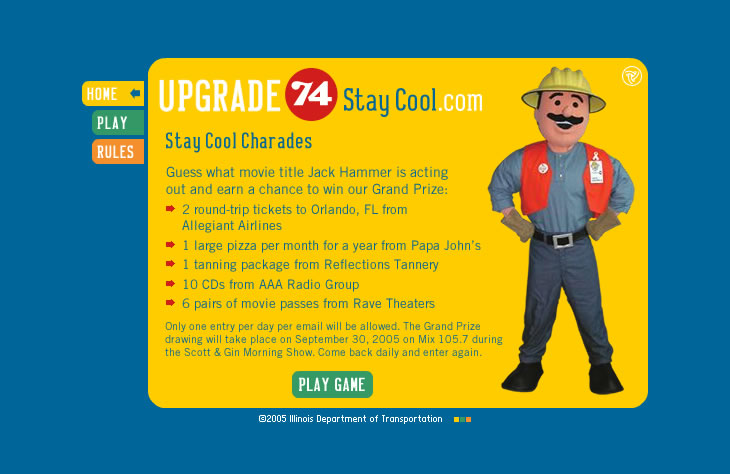 Upgrade 74 Stay Cool